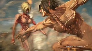 Attack On Titan (PS4) - Official Trailer 3 (1080p)