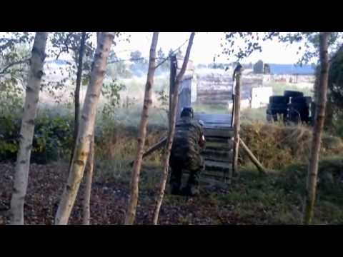 Paintball Bellator Garwolin 28 09 2013