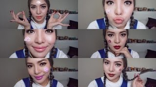 getlinkyoutube.com-สวอซสีลิป ถูกและแซ่บ 4u2 Lipaholic Special Set Inspired By Diva Bloggers