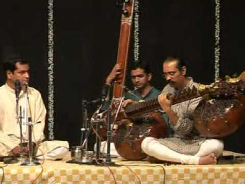 A Dhrupad Jugalbandi by Ustad Bahauddin Dagar and Pt. Uday Bhawalkar, an ancient way of Jugalbandi
