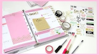 getlinkyoutube.com-Decorating My Planner 2015 | erisaxo