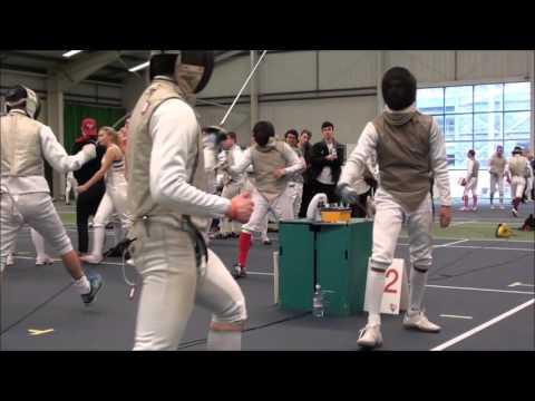 BUCS Fencing Championships 2016