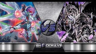 getlinkyoutube.com-Metalfoes Majespecter vs Dark World Match
