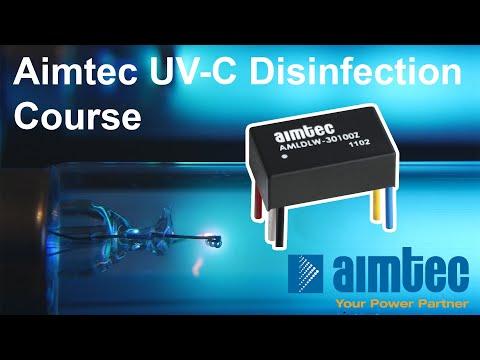 Aimtec's course on UV-C Disinfection for HVAC Systems - Aimtec Academy