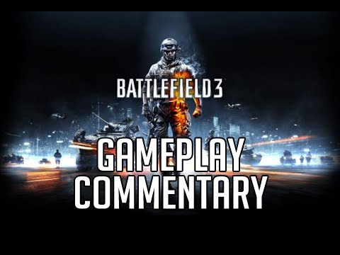 BF3 - Conquest Engineer Gameplay on Noshahr Canals (Battlefield 3 Gameplay Commentary)