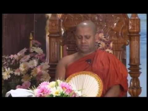 2012-05-01 Ven Medagoda Abhayathissa Thero - Veemansa Irdipada