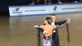getlinkyoutube.com-WDSF Grand Slam Standard, Final Tango