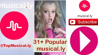 The Most Popular musical.ly Compilation |TopMusical.ly [HD]