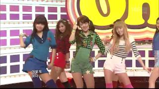 [100321] SNSD - Oh! Live
