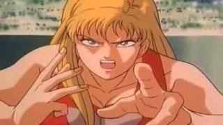 getlinkyoutube.com-Tough anime female wrestler