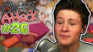 getlinkyoutube.com-ICH HASSE EUCH ALLE! KEINEN BOCK MEHR! -.- | Minecraft CRAFT ATTACK #26   Dner