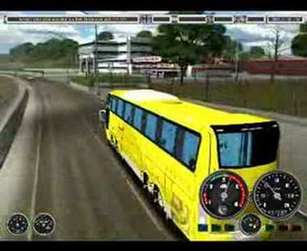 18 Wheels of Steel Haulin MOD BUS V2 | 230451 Reproducciones |