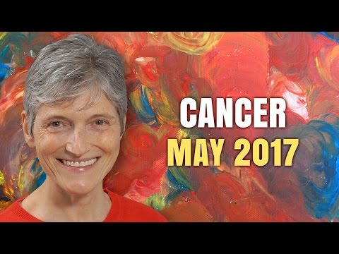 CANCER MAY 2017 HOROSCOPE | Barbara Goldsmith Astrologer