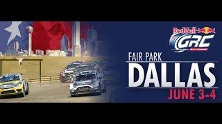 Red Bull Global Rallycross GRC Dallas 2016