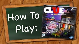 How to Play: Clue