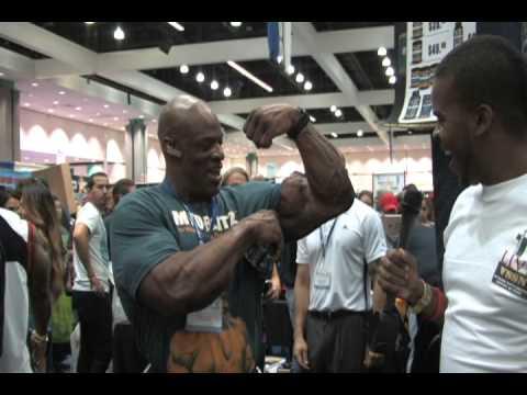 LA Fitness Expo 2013