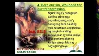 Ang Plano Ng Diyos Sa Kaligtasan - Jun Lumingkit v2 - Tagalog Bible Study - Salvation