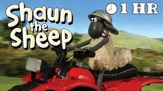 Shaun the Sheep - Season 1 - Episode 21 - 30  [1HOUR]