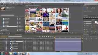 getlinkyoutube.com-Crear y animar un video wall - Tutorial After Effects