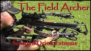 getlinkyoutube.com-SCORPYD ORION EXTREME CROSSBOW