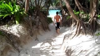 "getlinkyoutube.com-Thailand Ko Phi Phi Leh, Maya Bay ""The Beach"""