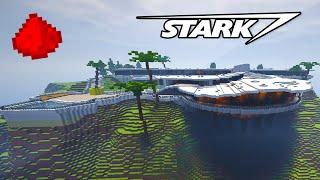 getlinkyoutube.com-STARK MANSION IN MINECRAFT!! (w/ 500+ Command Blocks) - Command Block House