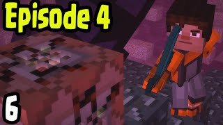 "getlinkyoutube.com-Minecraft: Story Mode - EPISODE 4 - Gameplay Walkthrough Part 6 ""Destroy The Command Block"""