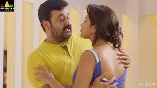 Iddaru Iddare Movie Mohanlal with Amala Paul   Latest Movie Scenes   Sri Balaji Video width=
