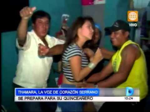 Conoce más de Thamara Gómez de Corazón Serrano: la cantante alista su quinceañero