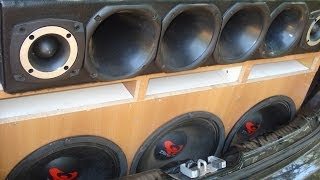 getlinkyoutube.com-3 Ultravox 550 RMS + Stetsom 2k5 ES + 2 Selenium D200 + Soundigital SD250.1 +BAT