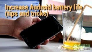 getlinkyoutube.com-Increase Android battery life (Tips & Tricks)