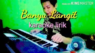 Banyu Langit (karaoke lirik) Yamaha PSR S770 Cover Dangdut Organ Tunggal
