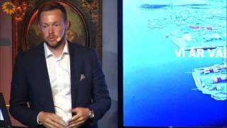 Vad vinner Sverige på utbyggd järnväg i norr? - Joakim Berglund