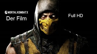 getlinkyoutube.com-Mortal Kombat X Der Film Deutsch - Story Mode Movie German
