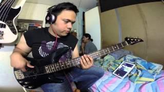 getlinkyoutube.com-Hotel California - Eagles | Bass Cover+Solo Intro