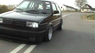 getlinkyoutube.com-GOLF MK2 GERMAN STYLE BY CISEK