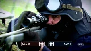 Deadliest Warrior - SWAT vs. GSG 9