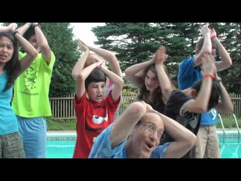 Baby Shark Song, dance, hand motions