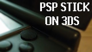 (Fixed) Installing a PSP Stick on a New 3DS XL + Demo