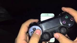 getlinkyoutube.com-طريقة شبك يد سوني٤ على الايفون6 للإصدار ios9