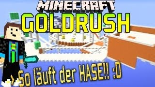 getlinkyoutube.com-Minecraft: GOLDRUSH - PvP Map [German] - Voll im Goldrausch, YEA! | GommeHD