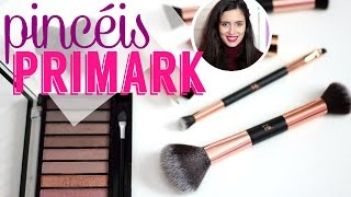 getlinkyoutube.com-PINCÉIS PRIMARK - Review & Demo || Catarina Bernardo