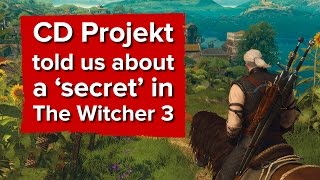 getlinkyoutube.com-CD Projekt told us about a 'secret' in The Witcher 3