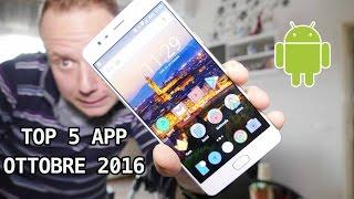 getlinkyoutube.com-Le 5 Migliori App Android Ottobre 2016