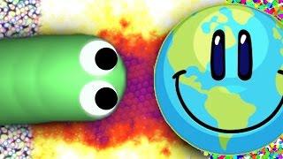 getlinkyoutube.com-SLITHER.IO VS AGAR.IO...!!!!