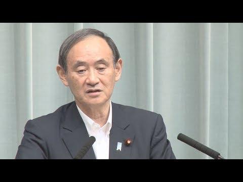 菅氏、疑惑隠し解散に反論...
