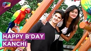 Kanchi Singh Celebrates Her Birthday With Rohan Mehra | India Forums | Exclusive
