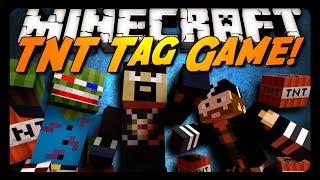 getlinkyoutube.com-Minecraft: TNT TAG! (BRAND NEW Mini-Game)