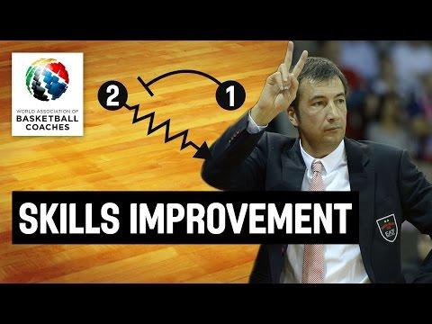 Passing Skills Improvement - Luca Banchi - Basketball Fundamentals