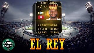 getlinkyoutube.com-El Mejor Jugador Barato De FIFA FUT 15 I Review Chikhaoui IF I Español